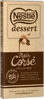 NESTLE DESSERT Chocolat Noir Corsé - Produit - fr