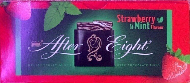 After Eight Mint & Strawberry - Produkt - de
