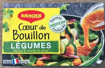 Coeur de Bouillon légumes - Product