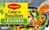 MAGGI Cœur de Bouillon Légumes mijotés et touche de persil 6x22g = - Produto