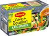 MAGGI Cœur de Bouillon Légumes mijotés et touche de persil 6x22g = - Product