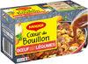 MAGGI Cœur de Bouillon Bœuf mijoté aux petits légumes 6x22g = - Prodotto