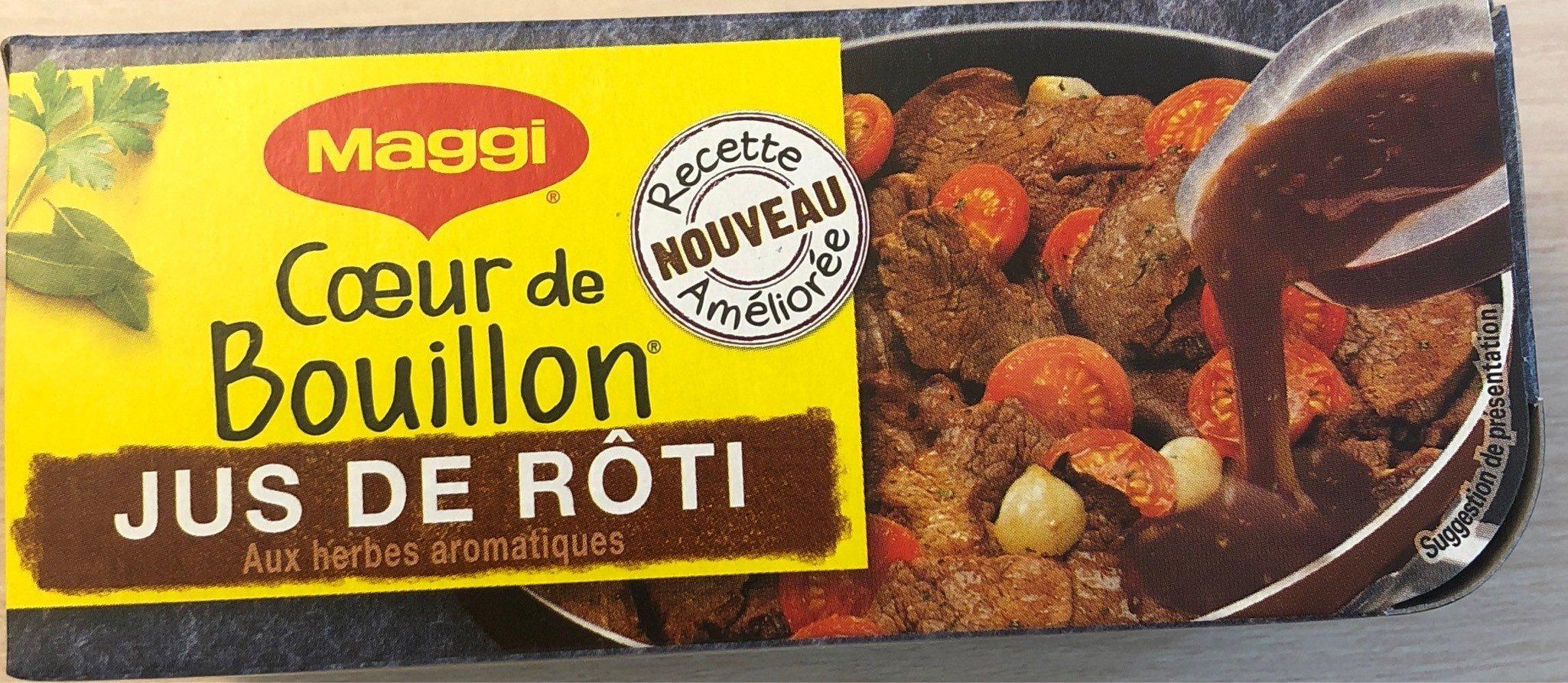 Cœur de Bouillon Bouillon jus de rôti - Produit