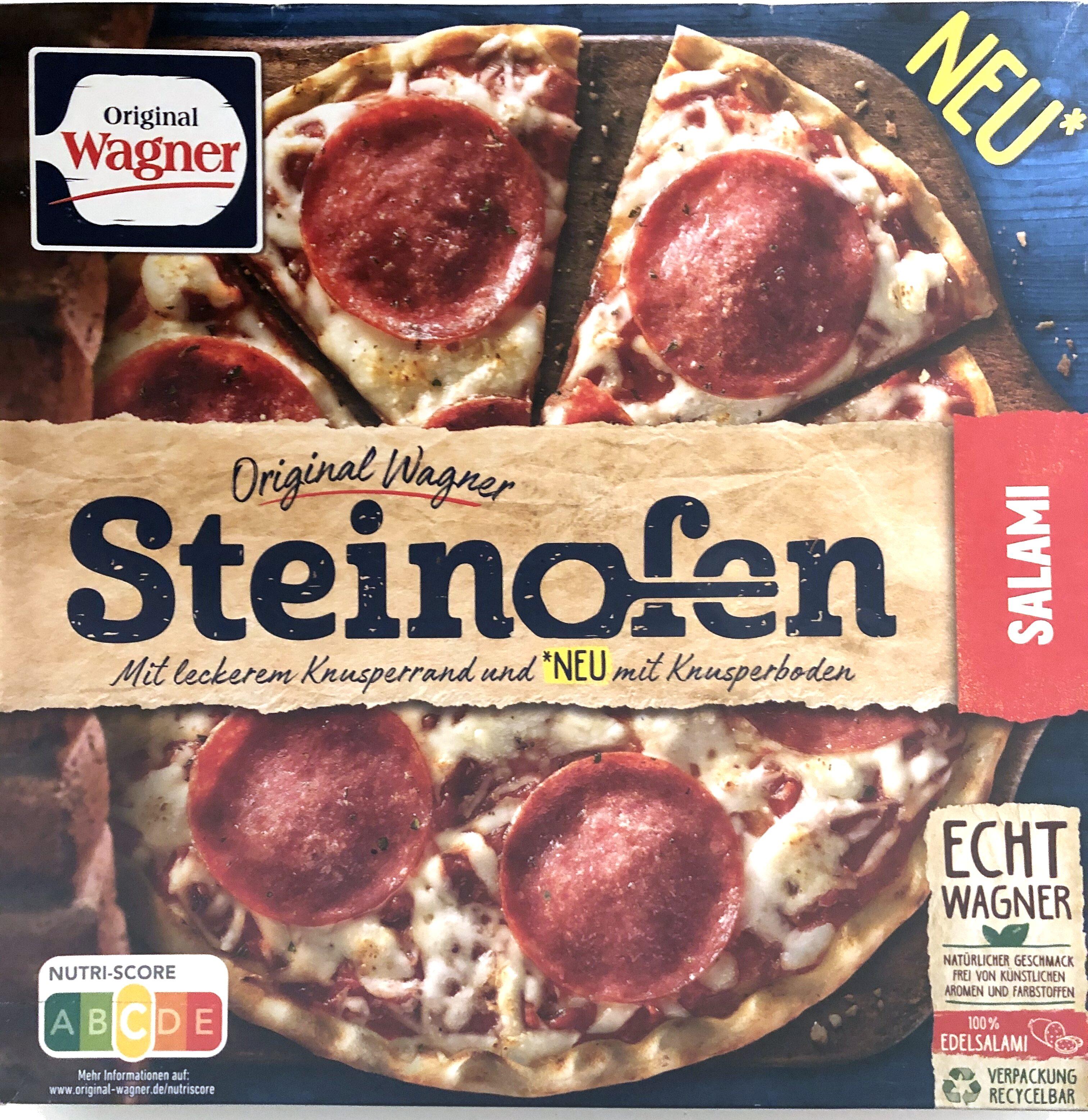 Steinofen Salami - Product - de