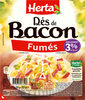 HERTA dés de bacon fumé - Product