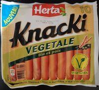Knacki Végétale - Product - fr