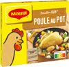 MAGGI Bouillon KUB Poule au Pot 15 cubes - Producto