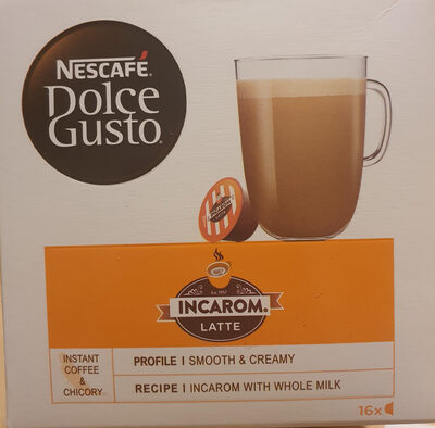 incarom latte - Produit - fr