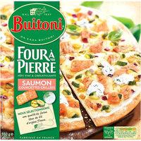 BUITONI FOUR A PIERRE Pizza Saumon - Produit - fr