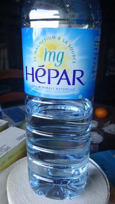 Eau minérale naturelle - Produit - fr