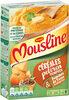 MOUSLINE Purée céréales, potiron et pommes de terre - 2 sachets de 3/4 personnes - 2x100G - Product