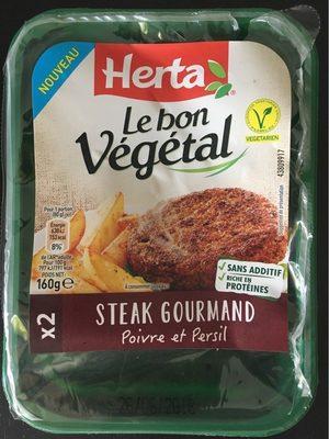Le bon végétal - Steak gourmand - Produit