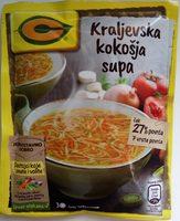 C Kraljevska kokošja supa - Product - sr