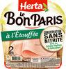LE BON PARIS à l'étouffée sans nitrite - Prodotto
