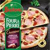 BUITONI FOUR A PIERRE CREAZIONE pizza surgelée Jambon Fumé - Produit