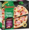 BUITONI FOUR A PIERRE CREAZIONE pizza surgelée Jambon Fumé - Product