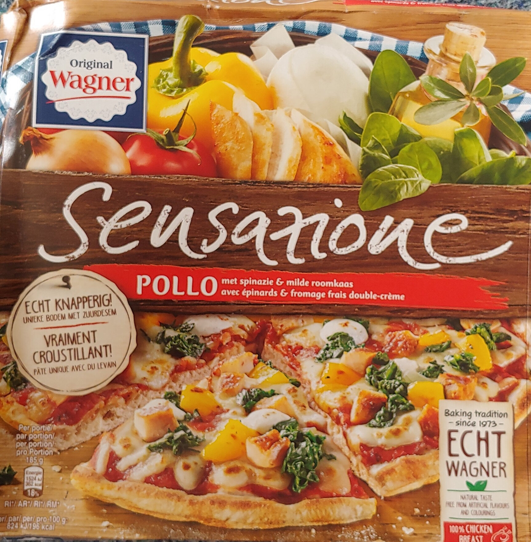 sensationale pollo - Product - nl