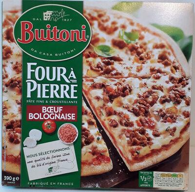 Four à Pierre, bœuf bolognaise - Produit - fr