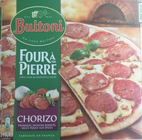 Four à Pierre Chorizo - Product