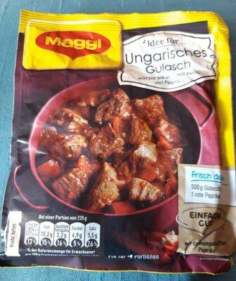 Ungarische Gulasch - Produkt - de