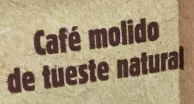 Café - Ingredients - es