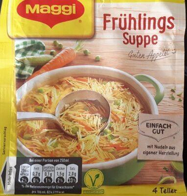 Frühlings Suppe - Prodotto - de