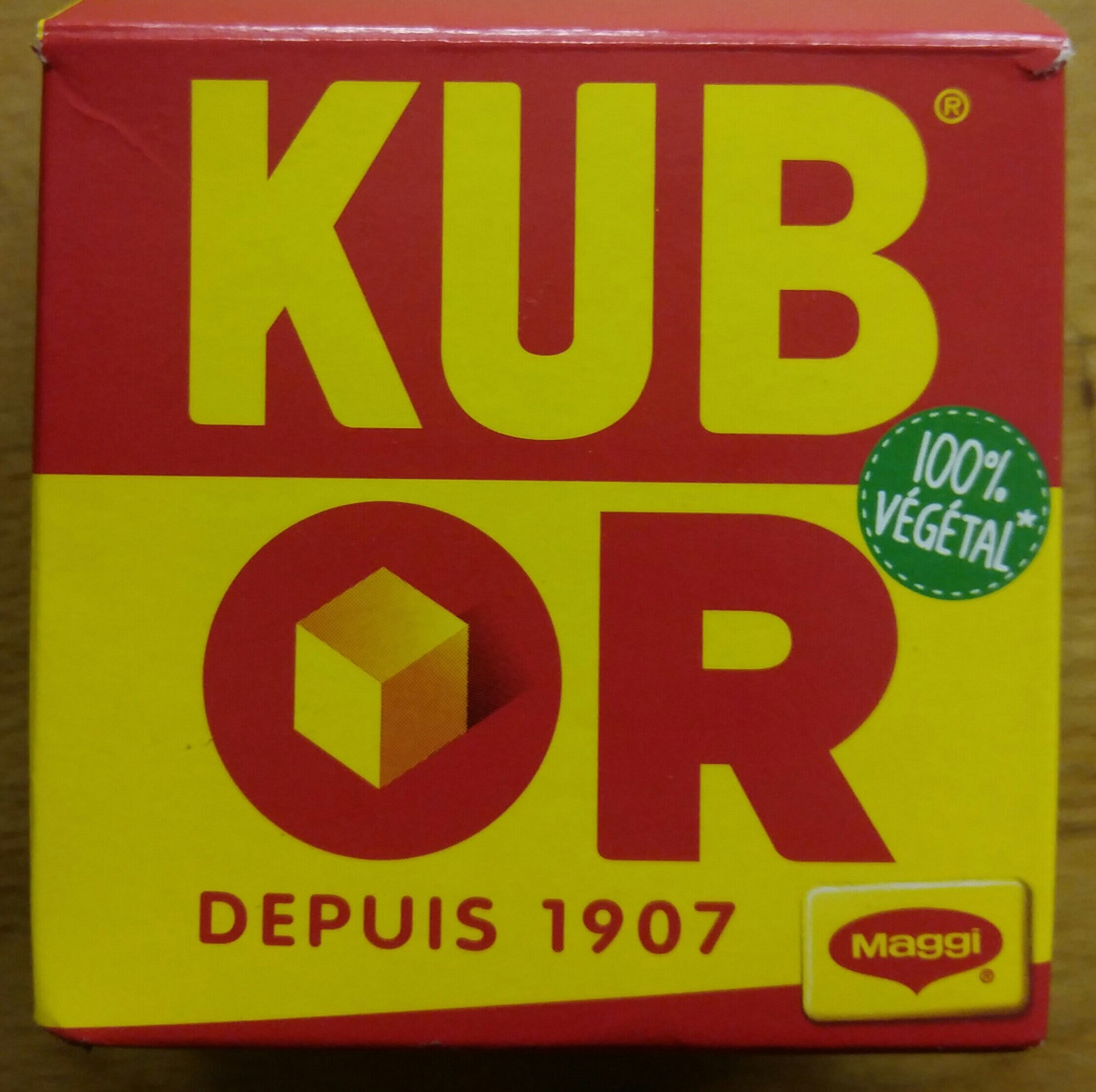 Kub Or - Maggi - Produit - fr