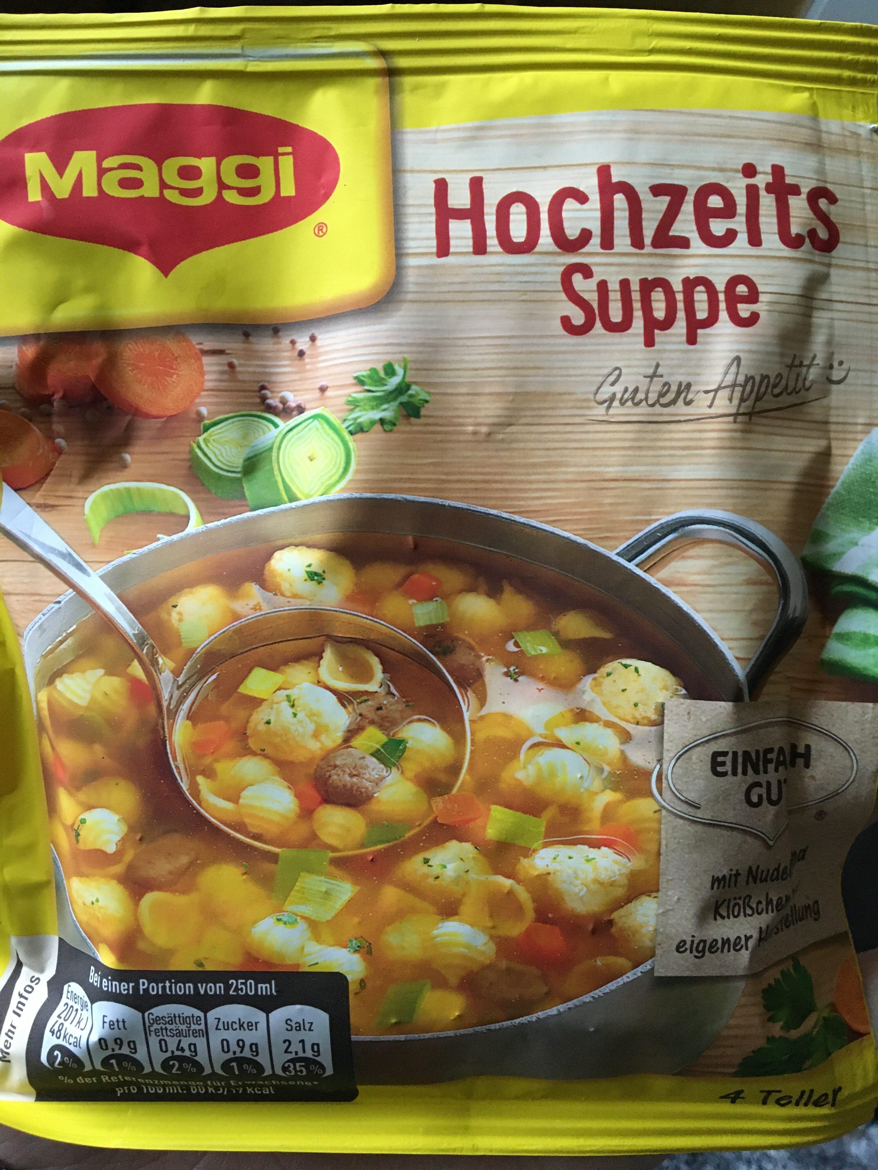 Hochzeit Suppe - Produkt - de