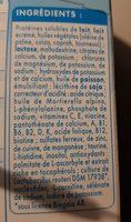 GUIGOZ 1 700g (2 x 350g) dès la Naissance - Ingredienti - fr