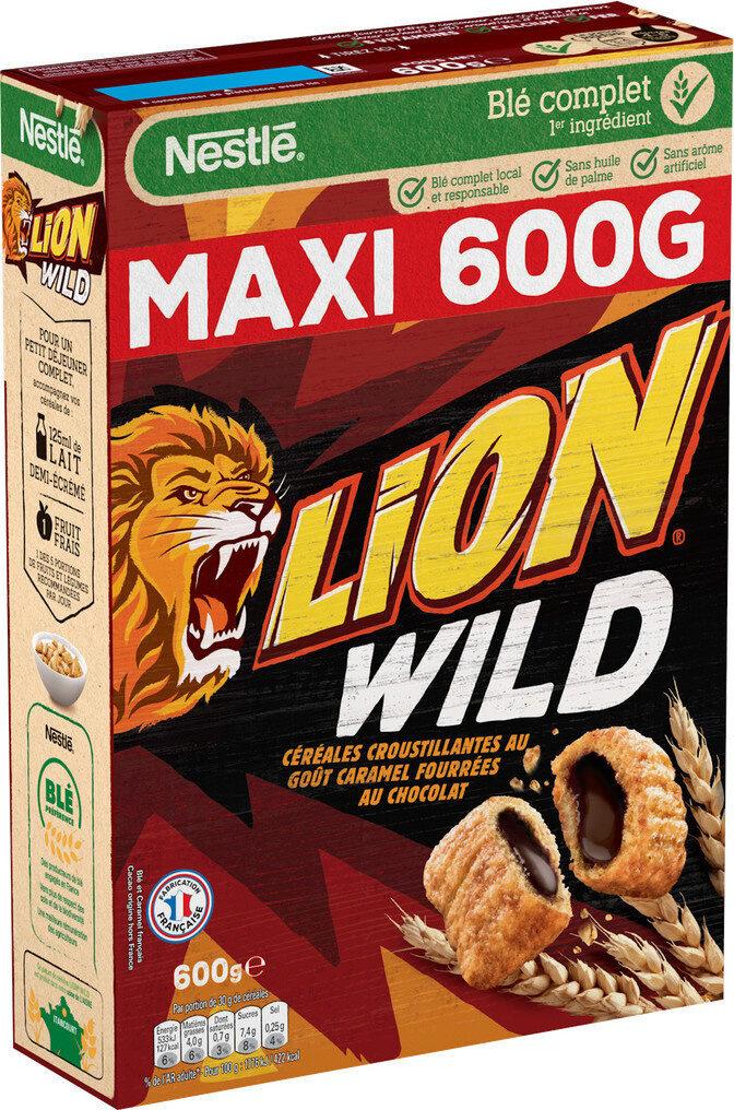 Lion wild - Prodotto - fr