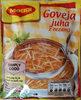 Goveja juha z rezanci - Product