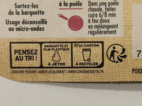 Bouchées grillées soja & blé - Recycling instructions and/or packaging information - fr
