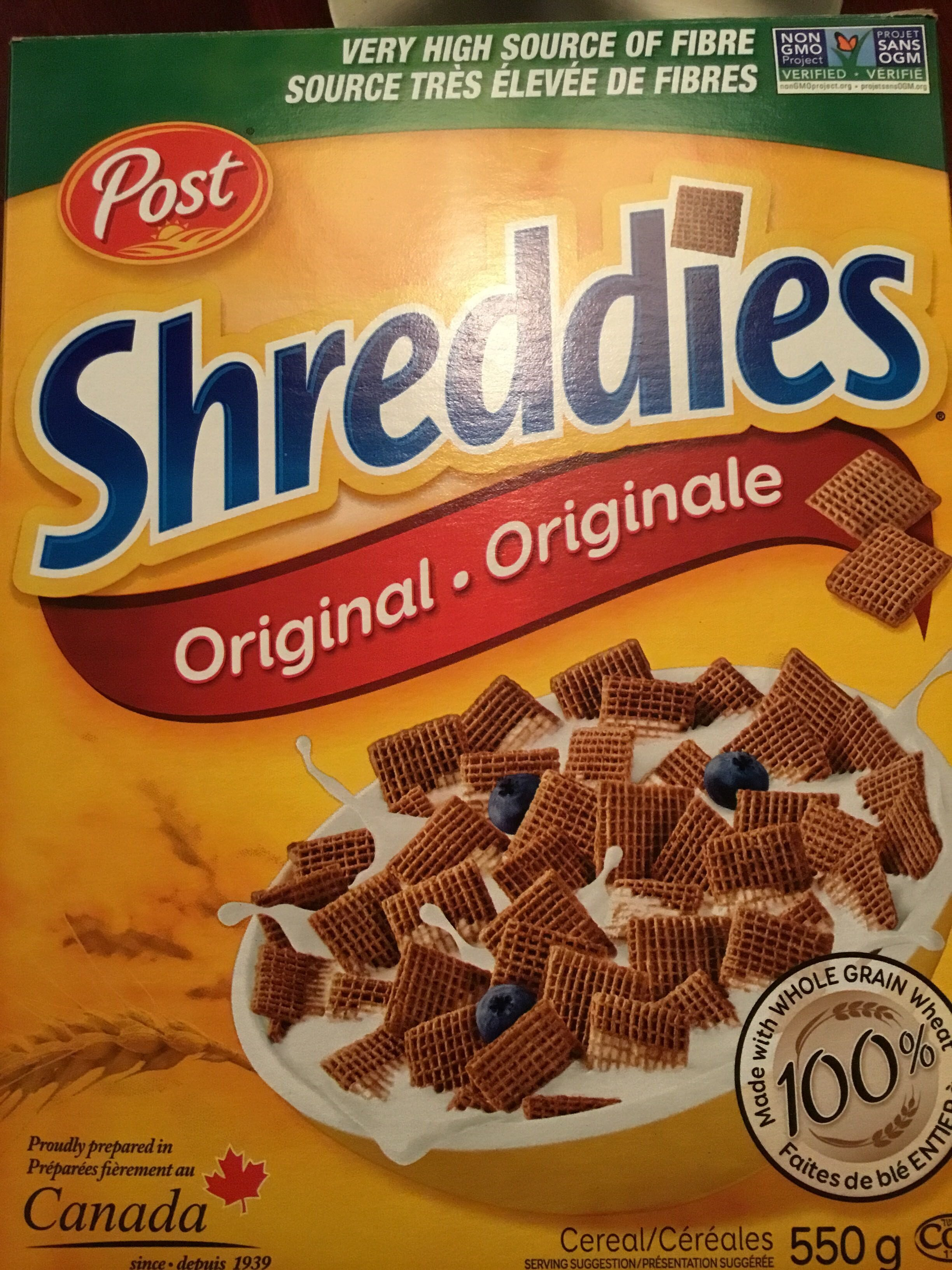 Shreddies original - Product - en