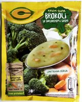 C krem supa brokoli - Product - sr