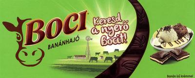 BOCI Banánhajó - Produit