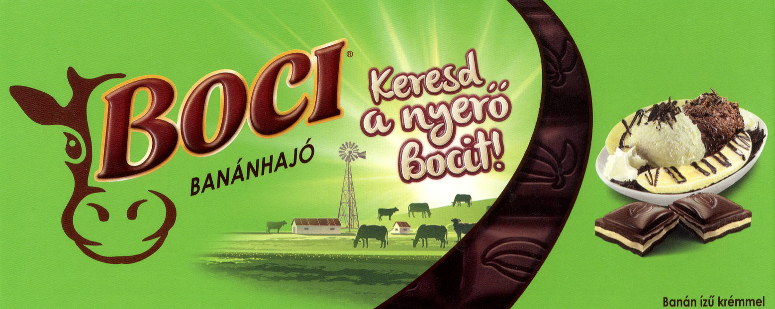 BOCI Banánhajó - Produit - hu
