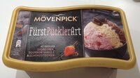 Eiscreme Fürst Pückler Art - Prodotto - en