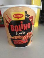 Bolino Italie Pâte tomate fromage - Produto - fr