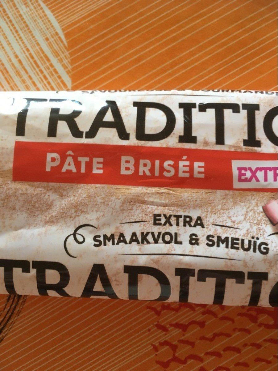 Tradition pâte brisée - Product - fr