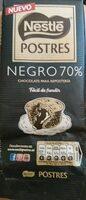 Chocolate negro para repostería fácil de fundir - Product