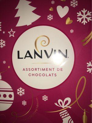 Assortiment de chocolats - Product - fr
