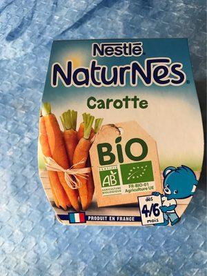 carottes - Prodotto - fr