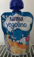 Yogolino peche banane - Product - fr