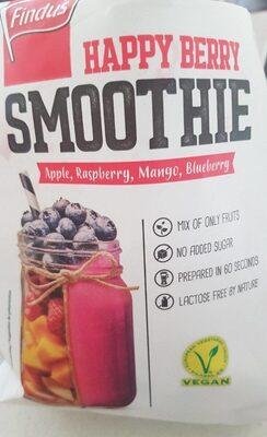 Happy Berry Smoothie - Prodotto - fr