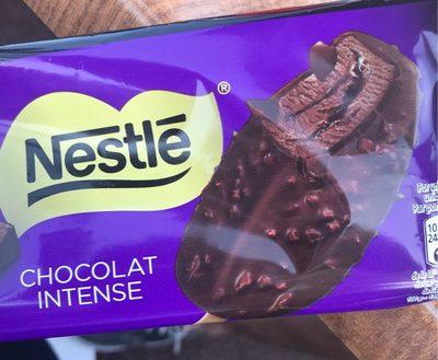 Glace chocolat intense - Produit