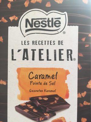 Les recettes de l'atelier Caramel - Product - fr