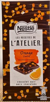 Noir orange confite - Product