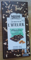 Chocolate Negro Con Almendras - Producte - es
