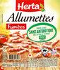 HERTA Lardons allumettes fumés sans antibiotique - Prodotto
