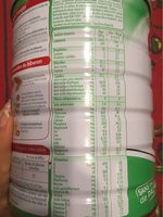 Guigoz Bio 2 800G - Informations nutritionnelles - fr